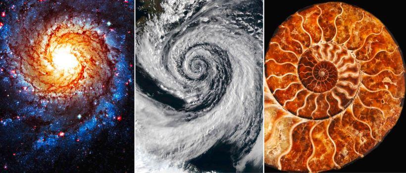 Nature Spirals